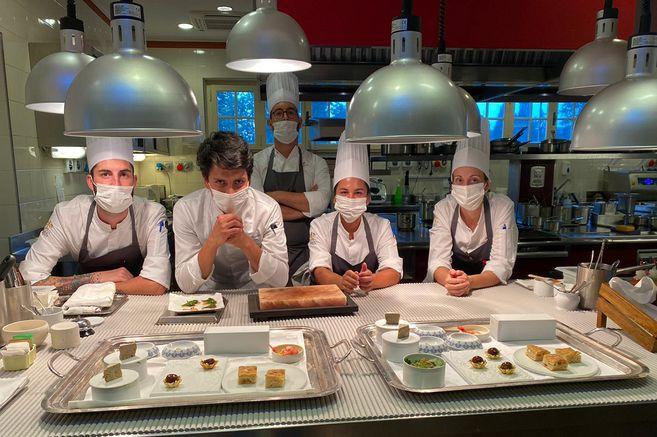 Juan Camilo Quintero, el chef bogotano que ganó una estrella Michelín en Italia El espectador.com