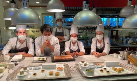 Colombiano gana estrella Michelin, premio otorgado a los mejores chef del mundo